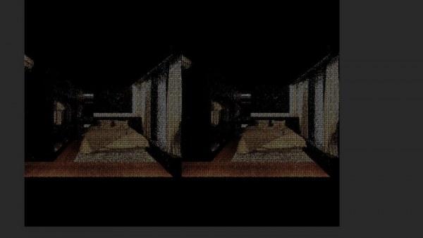 Render bị tách làm 2 khung hình trên Frame Buffer