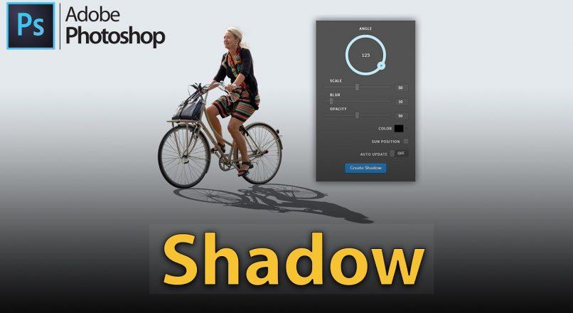 Hướng Dẫn Tạo Nhanh Bóng Đổ Cho Vật Thể Trong Photoshop Với Shadow Extension