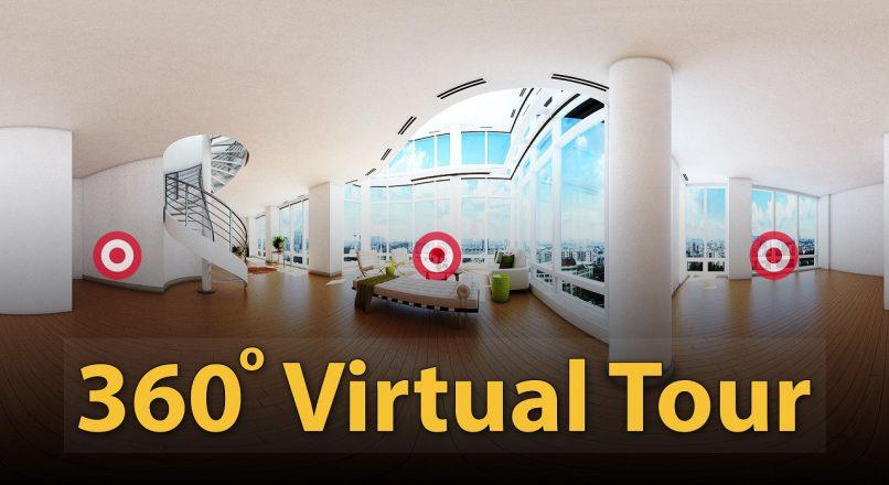Hướng Dẫn Tạo Virtual Tours Và Ảnh Toàn Cảnh 360 Độ Tương Tác