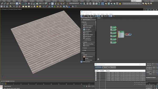 Lỗi Plugin Multitexture không random texture với Floorgenerator 2.1 3DSMAX2020
