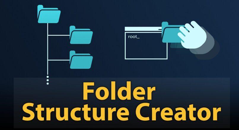 Hướng dẫn tạo list folder mới cực nhanh trong Window Explorer với Folder Structure Creator